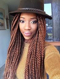 Light Brown Box Braids 93 Best Styles Images On Pinterest Protective Hairstyles