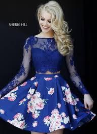 short hair sherri hill sherri hill 2016 prom dress collection preview