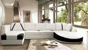 Modern Corner Sofas Sofa Set Living Room Furniture Modern Leather Corner Sofas With U