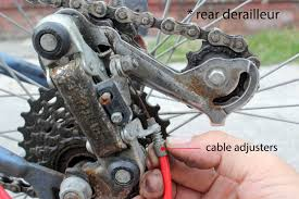 bike gear how to adjust bike gears with pictures wikihow