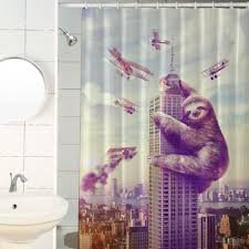 curtain shower curtain geek