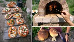 home decor wood fired pizza oven plans wall mounted kitchen