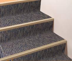 Stair Moulding Ideas by Anti Slip Vinyl Stair Nosing Latest Door U0026 Stair Design