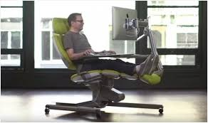 lay down computer desk computer desk and chair combo more eye catching willow tree audio