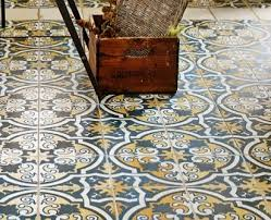 coloured tiles can also be used to inject a mediterranean twist to
