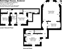3 bedroom flat for sale in 1 ramridge house nr andover hampshire