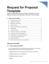 lms rfp template sample