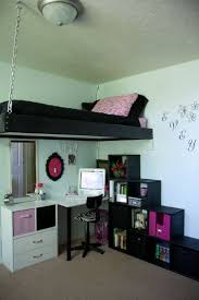 awesome hanging bed plans decor ideas new at study room ideas on