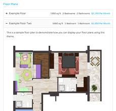 Floor Plan Of A Bakery by Real Places Responsive Wordpress Real Estate Theme By Inspirythemes