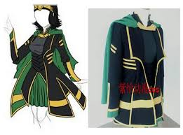 customize 2017 movie thor the avengers loki cosplay costume