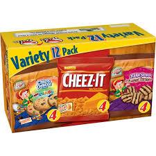 keebler variety pack 12ct walmart com