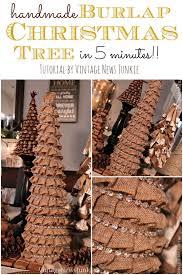 creative handmade christmas tree ne wall