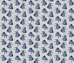 doctor who wrapping paper 19 best doctor who fabric images on custom fabric