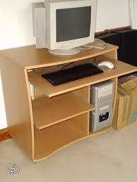 bureau pc meuble meuble bureau ordinateur occasion