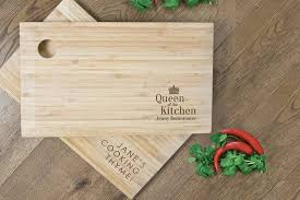personalised cutting board personalised chopping board