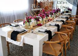 Party Table Decorations by Dinner Party Decoration Ideas Dinner Party Table Decoration Ideas