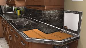 how to install butcher block countertops thin butcher block countertop installing wood countertops pros and