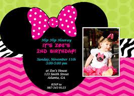 mickey mouse 2nd birthday invitations minnie mouse birthday invitations free