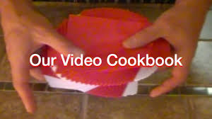 how to make cocktail napkin fan our video cookbook 123 youtube