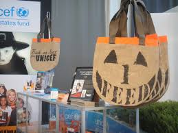 halloween bags for trick or treating trick or treat for unicef feed bag