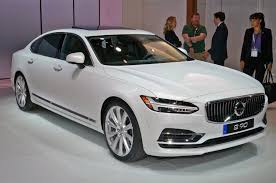 volvo big 2018 volvo s90 first look stretched swede mostly motor trend