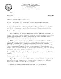 usmc policy letter format images letter samples format