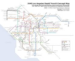 Map Los Angeles Metrolink Weekends Metrolink History Of Metrolink Metrolink