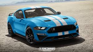 4door mustang what the 2018 ford mustang would look like with four doors and as
