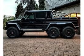 mercedes 6 x 6 mercedes brabus g63 6x6 for sale in the us