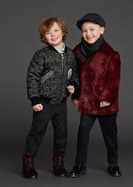 30 dolce gabbana kids fashion wear for fall winter 2016 all