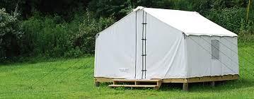 tent platform platform tents burning rock wv