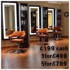 salon mirrors with lights salon mirrors led mirrors mirror units in shirley west midlands