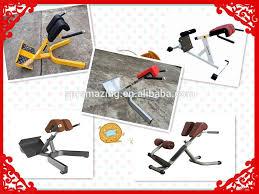 Adjustable Hyperextension Bench Ama8839 Amazing Brand Professional Adjustable Hyperextension Bench