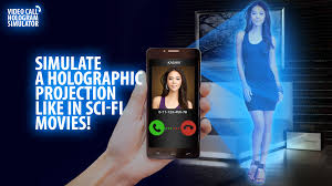 3 D Video Video Call Hologram Simulator Android Apps On Google Play
