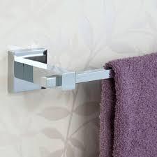 albury towel bar bathroom