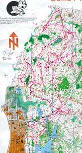 Slippery Rock University Map Training Log Pg May 1 U201331 2008 Attackpoint Orienteering