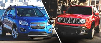 jeep renegade light blue 2015 jeep renegade vs 2015 chevrolet trax jeep dealer