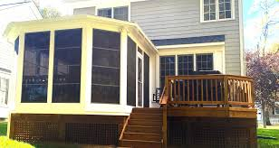 screen porch roof decks com fredericksburg va deck builder pictures northern