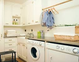 Luxury Laundry Room Design - hanging clothes cabinet luxury laundry rooms large laundry room