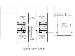 house floor plans 2 story 4 bedroom 3 bath caruba info
