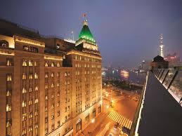 hotel in shanghai fairmont peace hotel