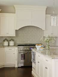 subway tile backsplash ideas for the kitchen extraordinary ivory subway tile backsplash kitchens with white
