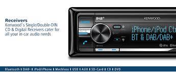 sat nav apple carplay android auto car audio dab radio