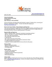Resume Examples Byu by Job Internship Postings Byu Idaho Horticulture