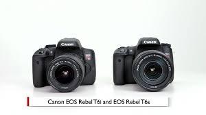 canon eos rebel t6i dslr camera body only 0591c001 b u0026h photo
