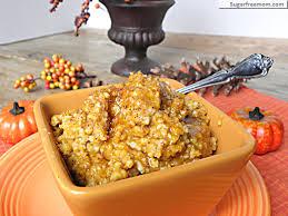 Skinnytaste Pumpkin Pie by Crock Pot Pumpkin Pie Steel Cut Oats