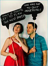 party photo booth chalkboard thought bubbles great idea for a party photo booth