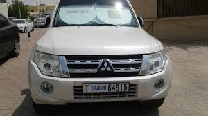 mitsubishi uae mitsubishi pajero 2013 mid option gcc kargal uae