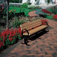 Heavy Duty Garden Bench Heavy Duty Commercial Outdoor Furniture Bright Idea Shops