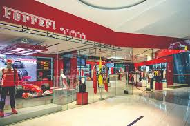 ferrari building ferrari store expands presence in the region
